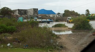 Kismayo in Somalia: general information, weather, map, photo